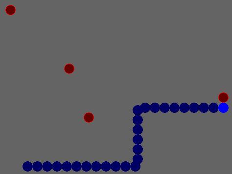 Snake game in Processing  - Socoder